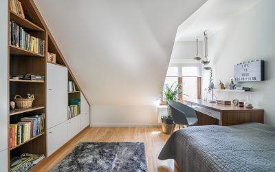 Hogyan lesz 4 egyforma szobából 4 különböző? – A növényekkel teli szoba