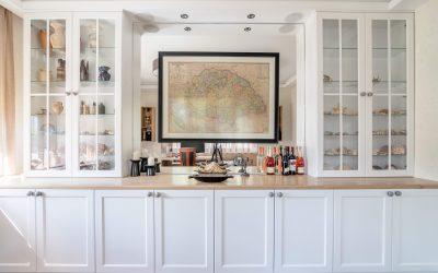 Otthoni iroda – ahol gyűjteni is ér