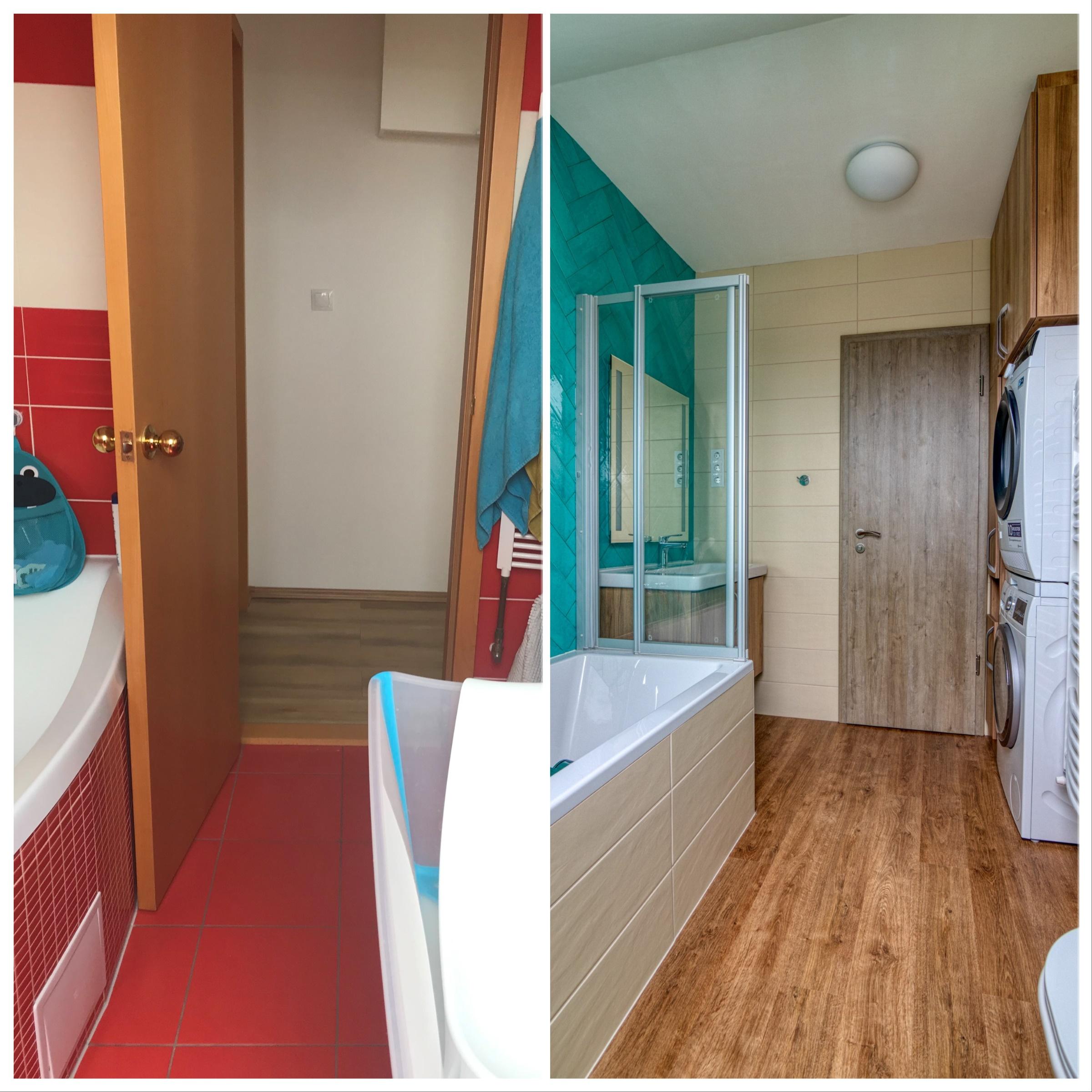 előtte_utána kép fürdőszoba átalakítás