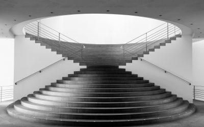 Vigyázz vele! – Lépcső